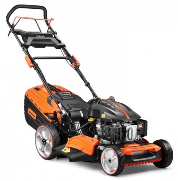 Gas electric scarifier lawnmower GUDNORD SP 532 SMCE with EL. STARTERIU Paveikslėlis 1 iš 1 310820247656