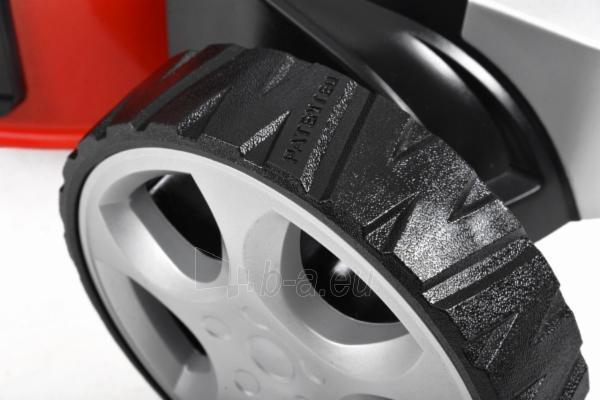 Benzininė, savaeigė žoliapjovė HECHT 5564 SXE 5 in 1 Paveikslėlis 9 iš 14 268901000699