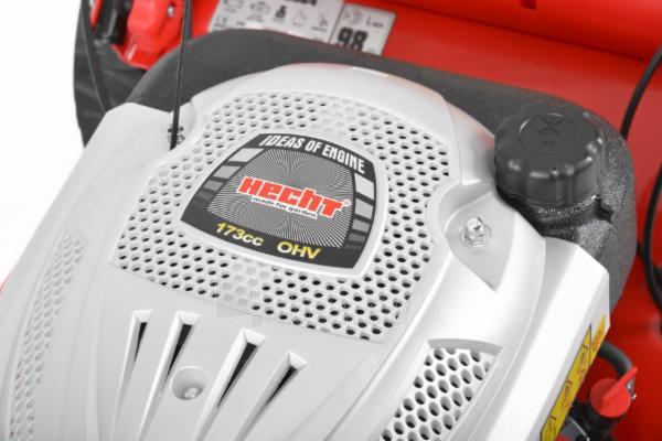 Benzininė, savaeigė žoliapjovė HECHT 5564 SXE 5 in 1 Paveikslėlis 3 iš 14 268901000699