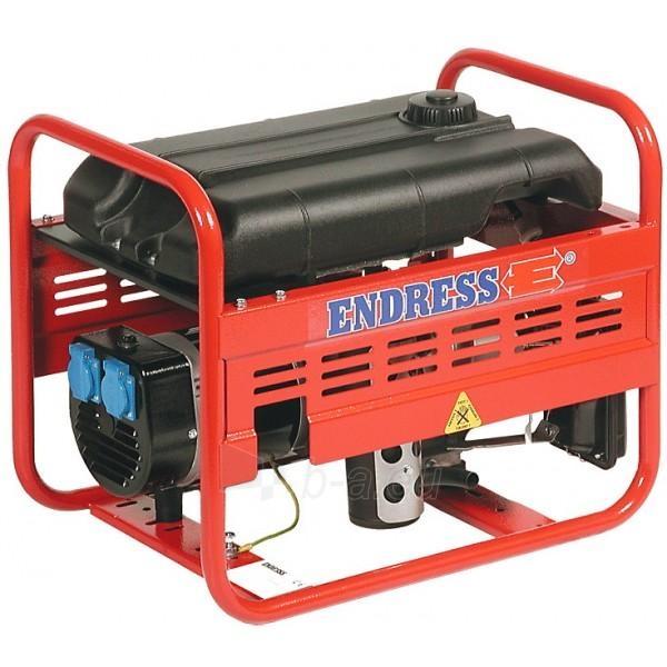 Benzininis elektros generatorius Endress ESE 206 HS Paveikslėlis 1 iš 1 225282000117