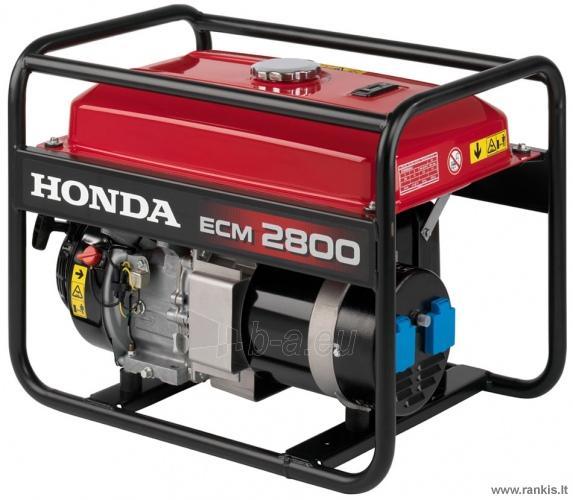 Benzininis generatorius Honda ECM 2800 Paveikslėlis 1 iš 1 310820017625