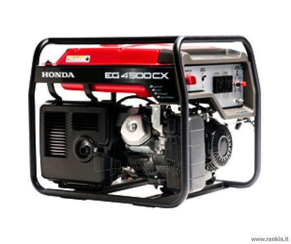 Benzininis generatorius Honda EG 4500 Paveikslėlis 1 iš 1 310820017630