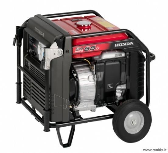 Benzininis generatorius Honda EM 65 iS Paveikslėlis 1 iš 1 310820017633