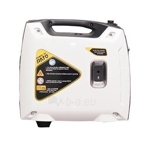 Benzininis generatorius RATO R2000iS-2 Paveikslėlis 2 iš 4 310820242613