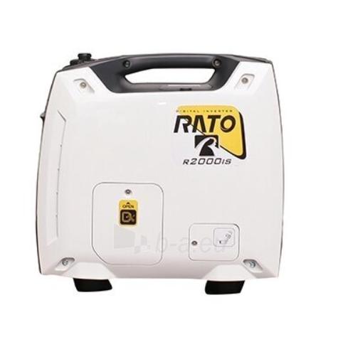 Benzininis generatorius RATO R2000iS-2 Paveikslėlis 3 iš 4 310820242613