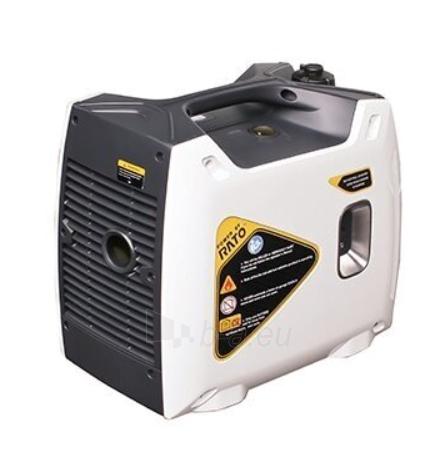 Benzininis generatorius RATO R2000iS-2 Paveikslėlis 4 iš 4 310820242613