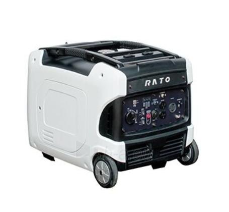 Benzininis generatorius RATO R3000IE2 Paveikslėlis 2 iš 4 310820242616