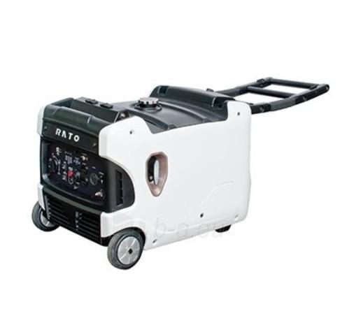 Benzininis generatorius RATO R3000IE2 Paveikslėlis 4 iš 4 310820242616