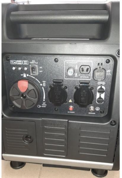 Benzininis generatorius RATO R3500IE Paveikslėlis 1 iš 2 310820242617