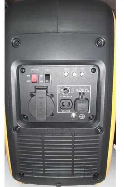 Benzinins generatorius RATO R1250iS-4 Paveikslėlis 1 iš 2 310820242612