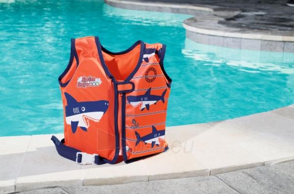 Bestway Swim Safe Jacket(M/L) 32177 Paveikslėlis 9 iš 10 310820222345