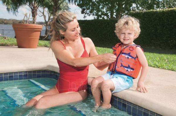 Bestway Swim Safe Jacket(M/L) 32177 Paveikslėlis 7 iš 10 310820222345