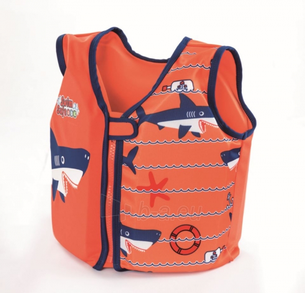 Bestway Swim Safe Jacket(M/L) 32177 Paveikslėlis 5 iš 10 310820222345