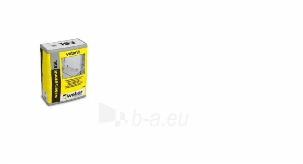VETONIT CONCRETE FOR VERTICAL JOINTS PSL (JM832) 1000kg Paveikslėlis 1 iš 2 236712000012