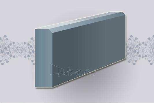 Betoninės tvoros borteliai, 5x20x100cm Paveikslėlis 1 iš 1 310820016675