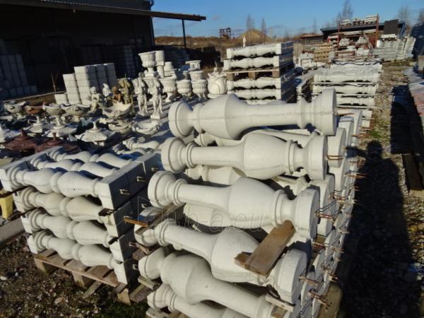 Betoninės tvoros kolona, H 69 cm Paveikslėlis 1 iš 1 310820016330