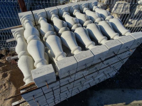 Betoninės tvoros kolona, H 82 cm Paveikslėlis 1 iš 1 310820016329