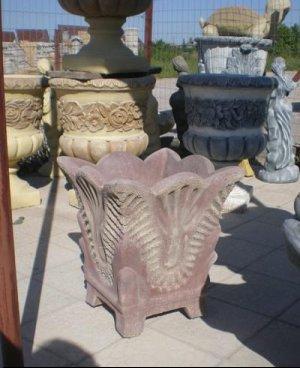 Concrete elementas Flowerpot, H-42 cm, Paveikslėlis 1 iš 1 310820015143