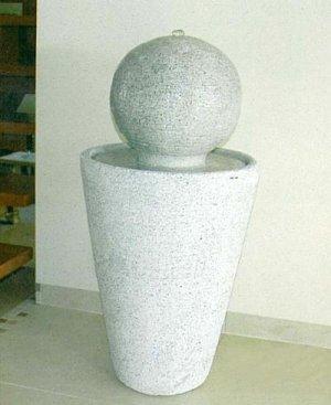 Betoninis fontanas H-61 cm Paveikslėlis 1 iš 1 310820016242