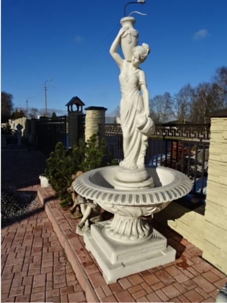 Betoninis fontanas Medėja, H-208 cm Paveikslėlis 1 iš 1 310820016248