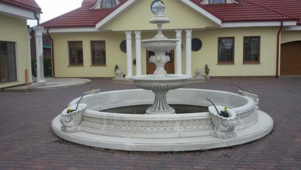 Betoninis fontanas su baseinuH-280 cm Paveikslėlis 1 iš 1 310820016245