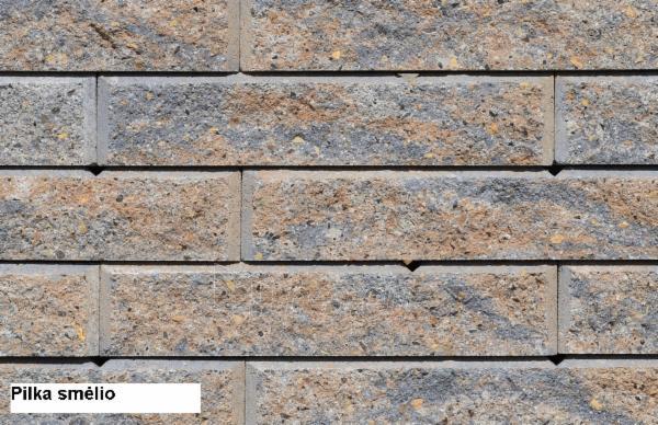 Betoninis tvoros pamūros blokelis F1 (galimybė rinktis spalvą) Paveikslėlis 9 iš 11 310820022774