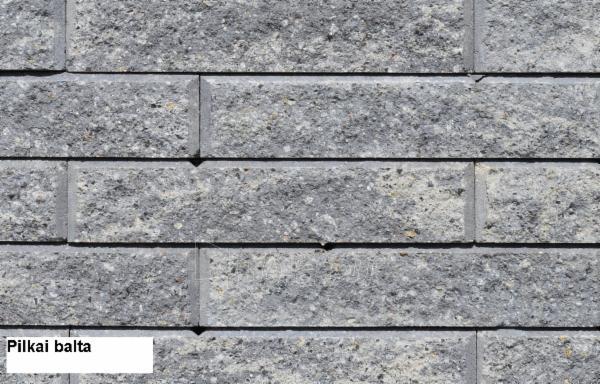 Betoninis tvoros pamūros blokelis F1 (galimybė rinktis spalvą) Paveikslėlis 8 iš 11 310820022774