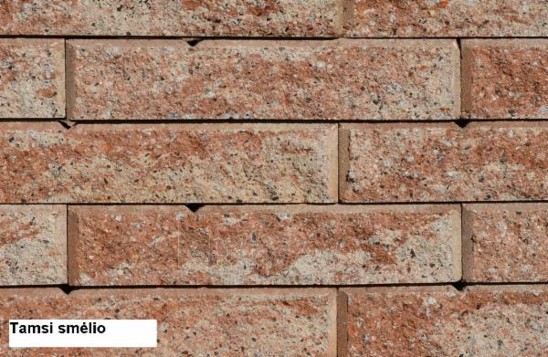 Betoninis tvoros pamūros blokelis F2 (galimybė rinktis spalvą) Paveikslėlis 4 iš 9 310820022775