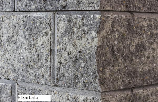 Betoninis tvoros pamūros blokelis Nojus A-1(geltonas) Paveikslėlis 1 iš 7 239320300011