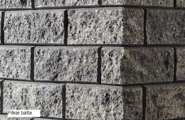 Betoninis tvoros pamūros elementas Matas J (pilkas) Paveikslėlis 13 iš 13 239320300007
