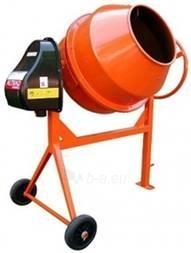 Concrete mixer MK 180 Paveikslėlis 1 iš 1 225101400035