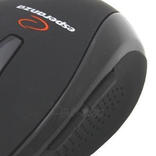 Bevielė lazerinė pelė Esperanza EM113 USB|2,4 GHz|1600 DPI|5 mygtukai Paveikslėlis 5 iš 5 250255030908