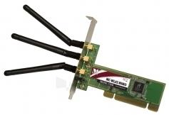 Bevielė tinklo plokštė MODECOM PCI  MC-WL02 Paveikslėlis 1 iš 2 250257100677