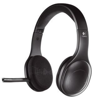 Bevielės ausinės Logitech H800 Paveikslėlis 1 iš 2 250255091364