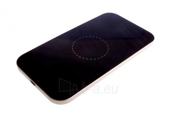 Bevielis įkrovimo įrenginys PowerNeed Sunen Wireless induction charger, Black Paveikslėlis 1 iš 6 310820044085