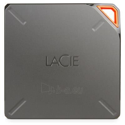Bevielis išorinis diskas LaCie Fuel 2TB USB3, WiFi spindulys 45m, Iki 10 val Paveikslėlis 1 iš 4 310820039595