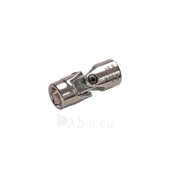 BGS Galvutė šarnyrinė 3/8'', 12 mm Paveikslėlis 1 iš 1 300458000303