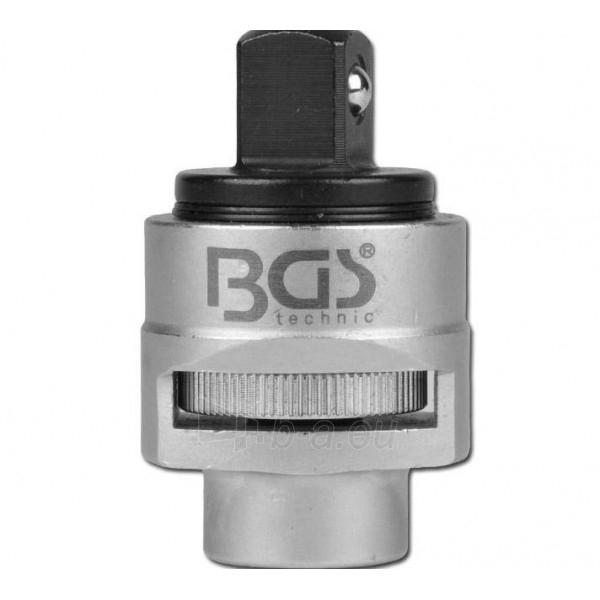 BGS Terkšlinis adapteris 1/2'' Bgs-technic Paveikslėlis 1 iš 2 300458000368