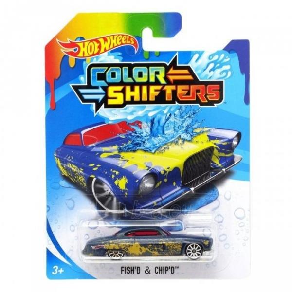 BHR15 / BHR31 Hot Wheels Color Shifters Fishd & Chipd Paveikslėlis 1 iš 1 310820245405