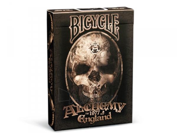 Bicycle Alchemy 1977 England kortos Paveikslėlis 10 iš 13 251010000168