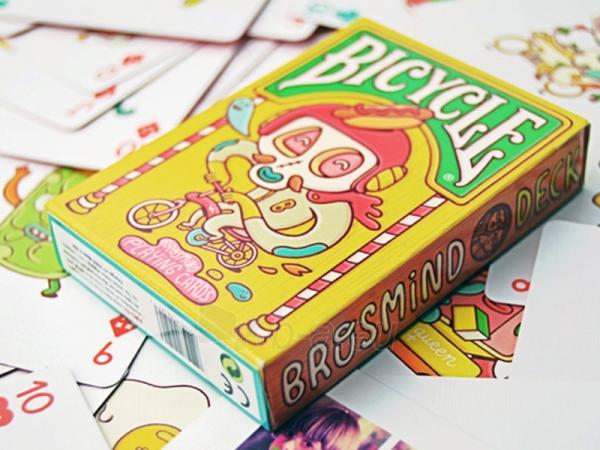 Bicycle Brosmind kortos Paveikslėlis 8 iš 10 251010000172