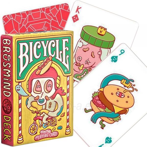 Bicycle Brosmind kortos Paveikslėlis 5 iš 10 251010000172