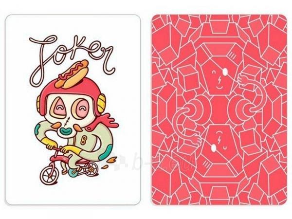 Bicycle Brosmind kortos Paveikslėlis 4 iš 10 251010000172