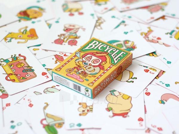 Bicycle Brosmind kortos Paveikslėlis 2 iš 10 251010000172
