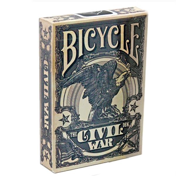 Bicycle Civil War kortos (Mėlynos) Paveikslėlis 1 iš 9 251010000173