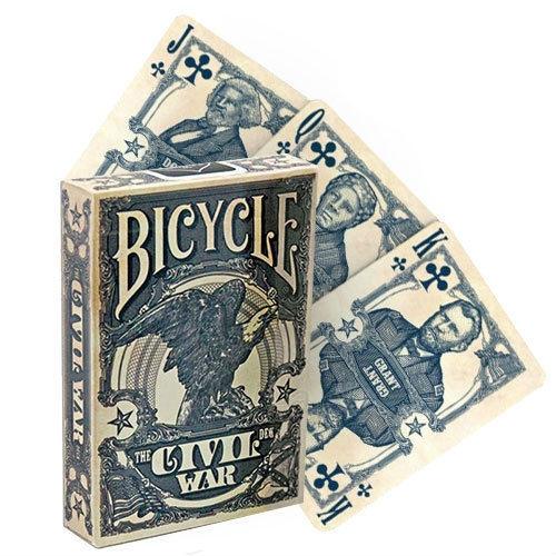 Bicycle Civil War kortos (Mėlynos) Paveikslėlis 8 iš 9 251010000173