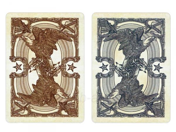 Bicycle Civil War kortos (Raudonos) Paveikslėlis 7 iš 9 251010000174
