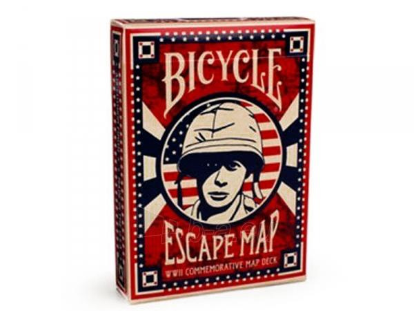 Bicycle Escape Map kortos Paveikslėlis 1 iš 15 251010000213