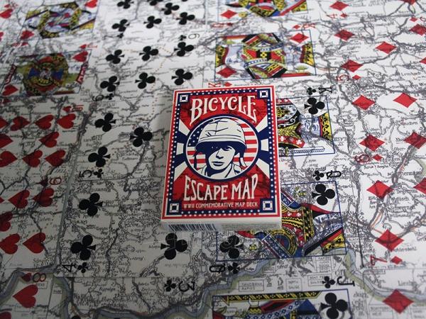 Bicycle Escape Map kortos Paveikslėlis 11 iš 15 251010000213