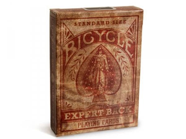 Bicycle Expert Back kortos Paveikslėlis 1 iš 13 251010000215